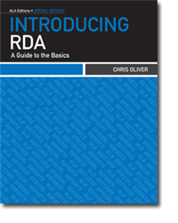 Introducing RDA Book Cover