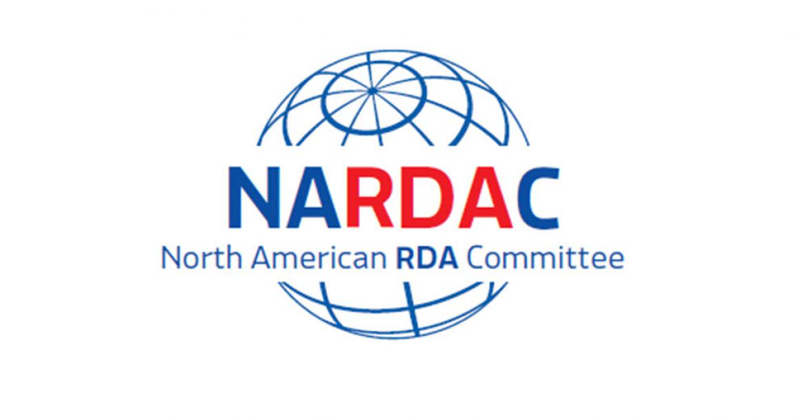 North American RDA Committee (NARDAC) logo