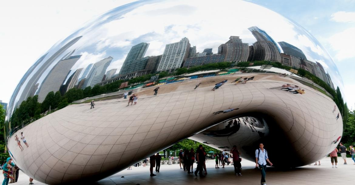 Cloudgate - Chicago